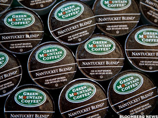 Green Mountain Coffee Is Hot Post-Earnings