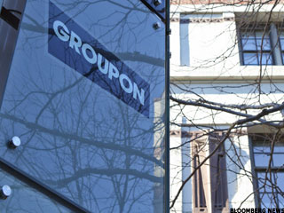 Groupon Loses its Group