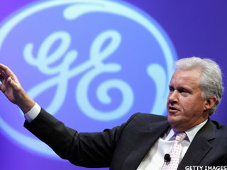 Jeff Immelt Invests Bonus in GE Stock