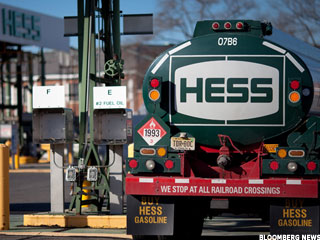 Hess Hits New One-Year High On $2.1B Russia Sale