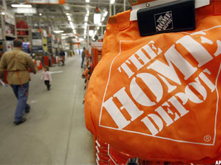 Home Depot Continues to Build
