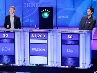 IBM Touts 'Watson' Supercomputer for the Health-Care Industry