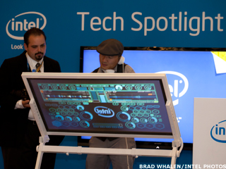 Intel Continues Push Into Wearables, Unveils Basis Peak Fitness Tracker