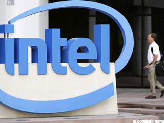 Microsoft Challenges Apple -- Intel Wins