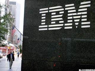 IBM's Growth Fueled by Cloud Computing