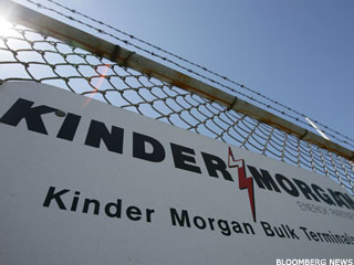 Kinder Morgan: Why Now May Be Good Time to Sell