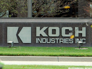 Koch industries to buy molex for a share thestreet for Koch industrie