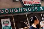 Krispy Kreme, Men's Wearhouse Headline Earnings