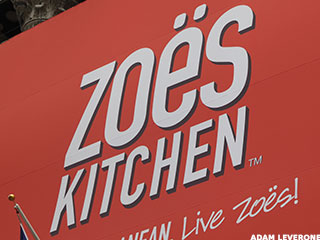 Investors Chow Down on Zoe's Kitchen IPO