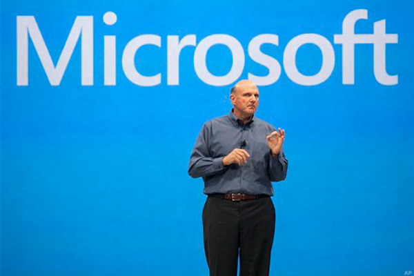 Ballmer Can't Save Microsoft From Death to Blackberry, Google, Apple
