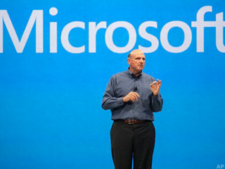 Apps at CES: Microsoft's Ballmer Really Doesn't Have a Clue