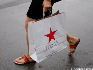 Macy's Soars on Earnings Beat