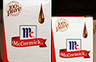 McCormick Is No Longer Too Spicy