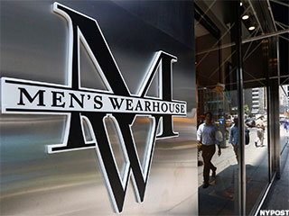 Jos. A. Bank Offers to Increase Men's Wearhouse Bid, Shares Drop