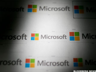 Microsoft Stock Up, Giant Funds Use High Frequency Trading Clout