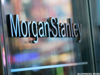 Morgan Stanley: Friday Earnings Winner