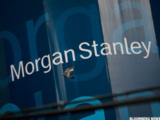 Morgan Stanley Moves Up Smith Barney Takeover