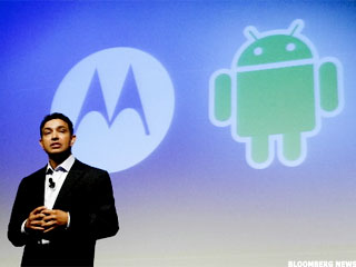 Motorola Mobility Beats Estimates