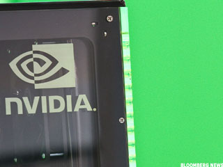 Nvidia Shares Jump as Earnings Exceed Estimates