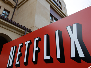 Netflix Shares Surge as CEO Talks Up New Shows