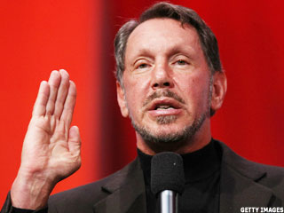 Larry Ellison Resigns, Clorox, JetBlue CEOs and Top AIG Exec Out: What Twitter Had to Say