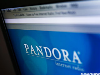Pandora Tops 200 Million Users as Mobile Strengthens