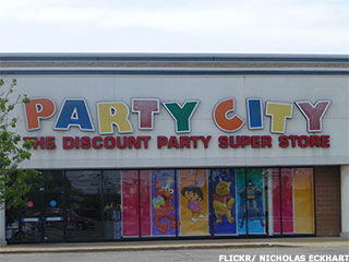 Party City IPO Tests Private Equity Industry Carousel