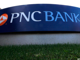PNC Is 'Goldilocks' Among Big Banks: Oppenheimer
