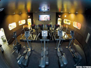 5 Fitness Franchises Getting Buff