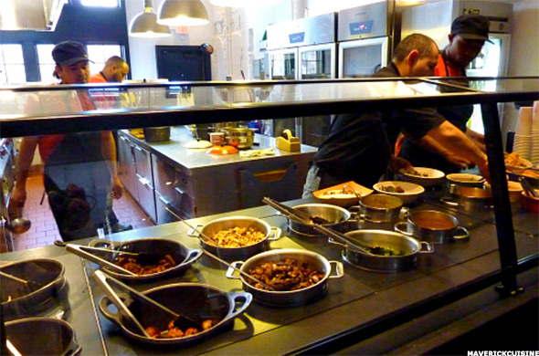 Chinese Fast Food Kitchen Equipment