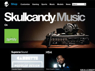 Skullcandy Goes for Epic Win