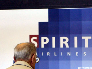 Spirit Shares Soar After Earnings Beat