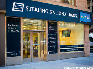 Sterling National Fights the Banking Trend