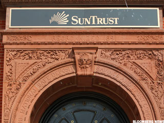 SunTrust Cleans Mortgage Slate for Over $1B