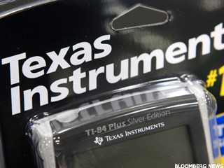 Texas Instruments CFO: Our Cash Strategy's Paying Off