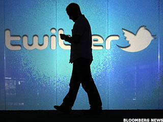 Twitter Shares Rise on Photo News, Music Rumor