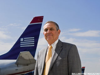 North Carolina's Latest Disgrace: Iconic Airport Chief Fired at 72