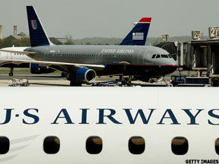 US Airways Out of Merger Talks for Now