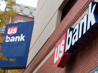 U.S. Bancorp Slides on Net Interest Income Decline