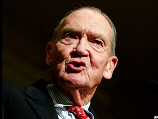 Vanguard's Bogle on Bankers, Buffett, Obama