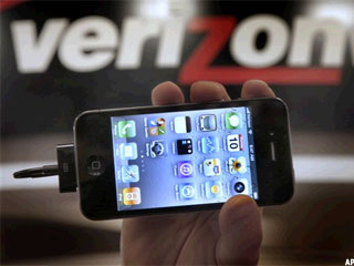 Verizon iPhone Clears 1 Million-Sold Mark