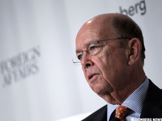 Wilbur Ross' Servants 'Ranting and Raving' Over Taxes