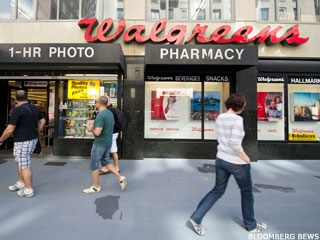 Walgreen Is Terrific, After That CVS
