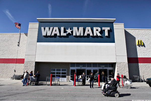 Walmart S Financial Problems Revealed In 5 Photos And One