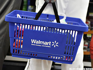 Wal-Mart Turns to Tech to Spark Holiday Sales