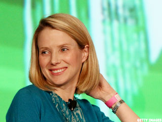 Yahoo! CEO Marissa Mayer's First Flub