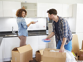Who Owns the House After the Lover's Moved In
