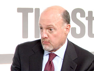 Cramer's 6 Stocks in 60 Seconds: TGT TASR TKR PPG KMX AMZN (Update 1)