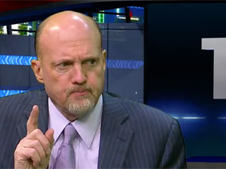 Cramer's 6 Stocks in 60 Seconds: BKW SN CREE INTC TUMI BWLD (Update 1)