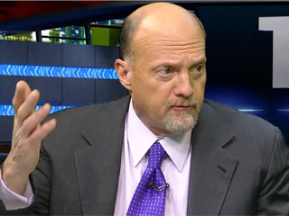 Jim Cramer's 6 Stocks in 60 Seconds: CVS MU URI NWN EMC AVP (Update 1)